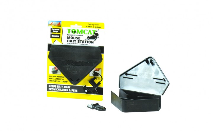 33466 tomcat yellow mouse bait station