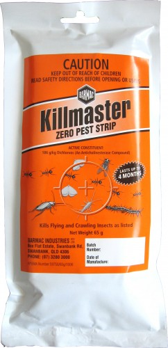 Killmaster Strips Package