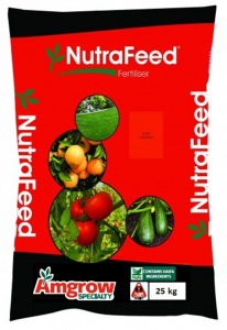 Nutrafeed 25kg Packshot