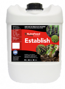 Nutrafeed Liquid Establish -PACKSHOT