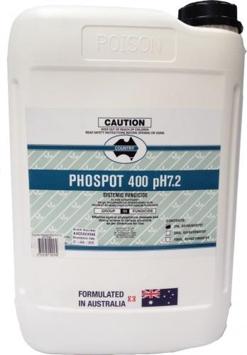 Phospot 400 drum