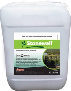 Stonewall Herbicde 10L