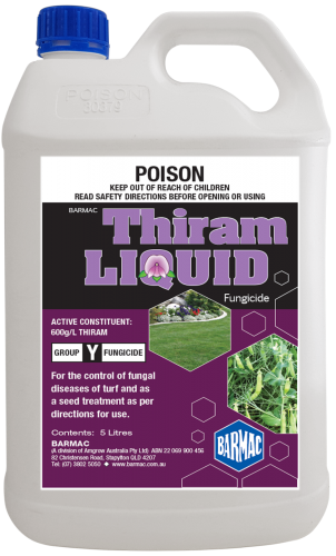 Thiram Liquid 5L -PACKSHOT