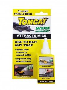 Tomcat Mouse Atttractant gel yellow HR