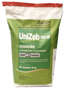 UniZeb 750 DF bag