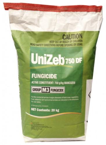 UniZeb 750 DF bag