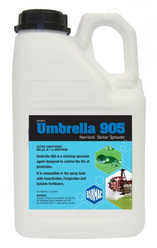 umbrella 5L bottle