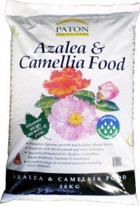 Azalea & Camelia Food Hi Res bag