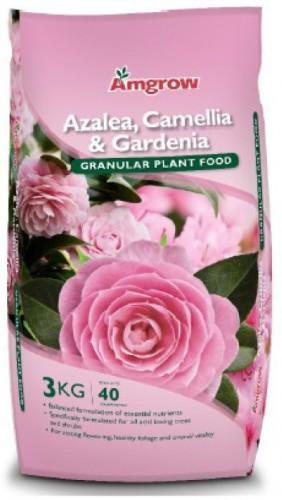 Azalea Camellia & Gardenia Fertiliser -Packshot