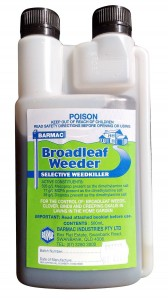 Broadleaf Weeder