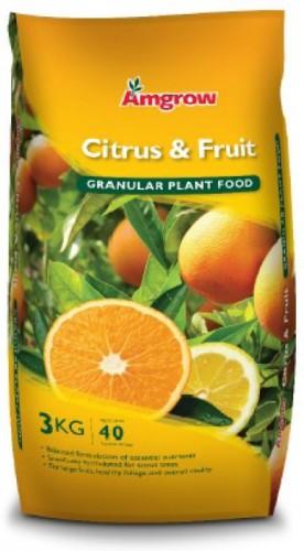 Citrus & Fruit Fertiliser -Packshot