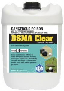 DSMA clear -packshot