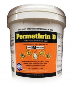 Permethrin D 10kg tub