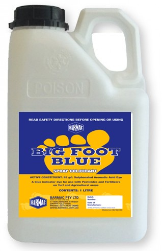 Big Foot -PACKSHOT