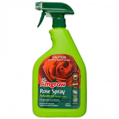 Rose Spray Advanced 750ml