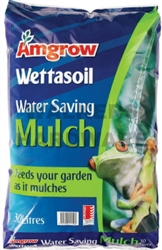 wettasoil water saving mulch