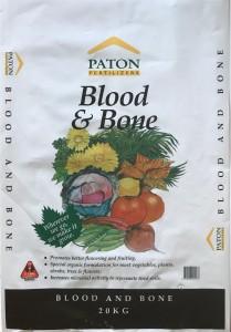 Paton Blood & Bone front