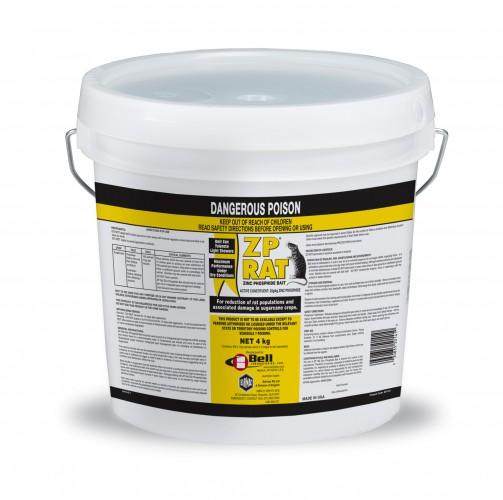 ZP Rat 4kg pail -PACKSHOT