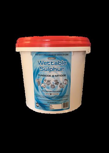 Wettable Sulphur 2kg Packshot