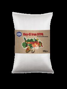 Key-EL Iron DTPA packshot 20kg
